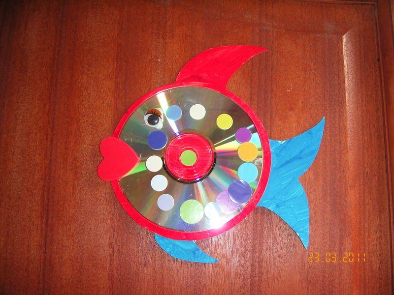 Beliebt bricolage avec objets recycles QM97